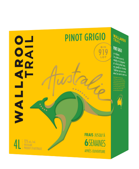 Wallaroo Trail Pinot Grigio