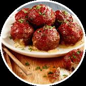 MOZZARELLA-STUFFED AND MINI MEAT LOAVES