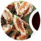 DANIEL'S FAVOURITE POT STICKERS
