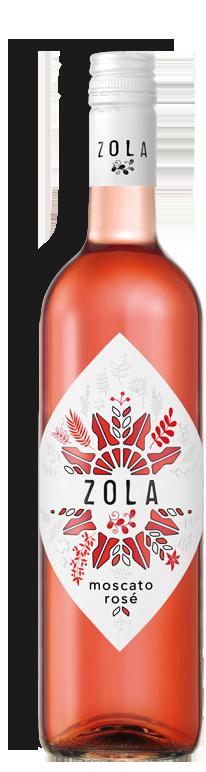 Zola Moscato Rosé