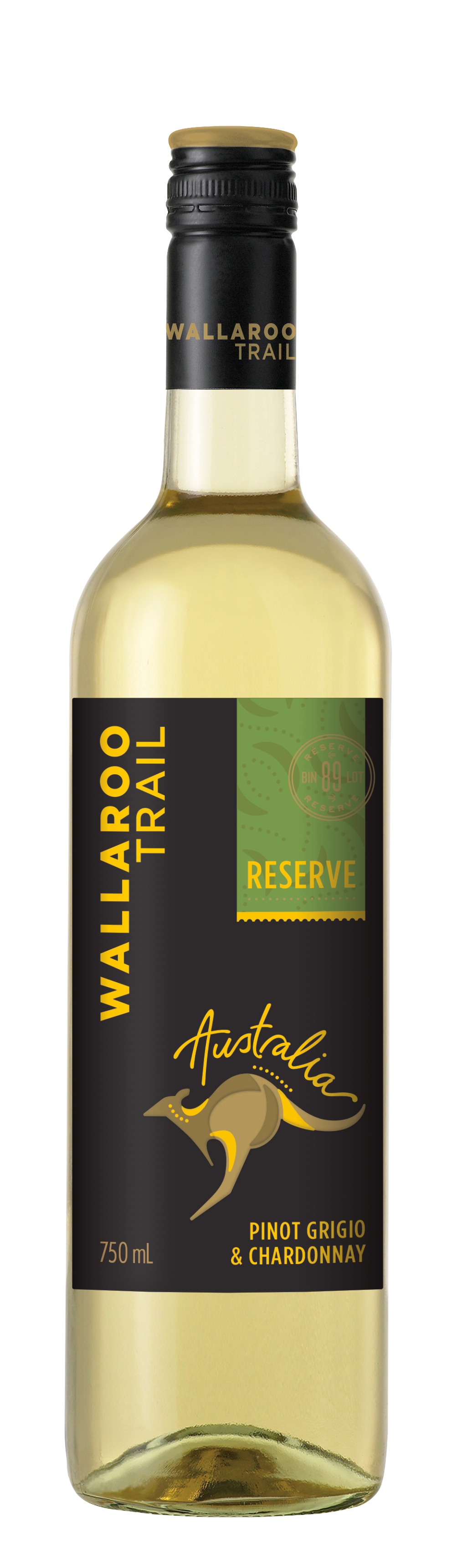 Wallaroo Trail Reserve Pinot grigio / Chardonnay